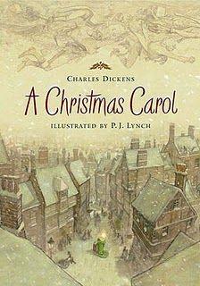 A Christmas Carol, by Charles Dickens