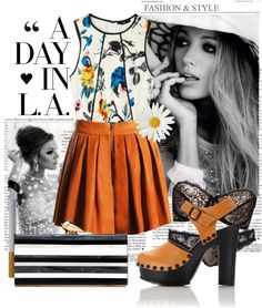 """""""I'll dress nice, I'll look good, I'll go dancing alone."""" by charlit ❤ liked on Polyvore"""