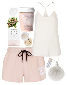 """#34"" by oneandonlyfashion ❤ liked on Polyvore featuring Imm Living, Topshop, Herbivore, Goldie, Korres and H&M"