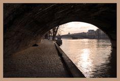 Bridge, Paris, 2011
