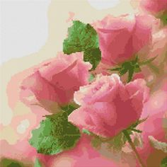 http://www.bing.com/images/search?q=cross stitch roses pattern free