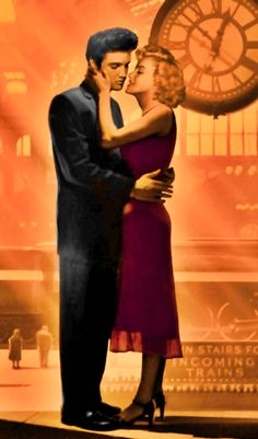 Marilyn Monroe and Elvis Presley by pave65 on DeviantArt