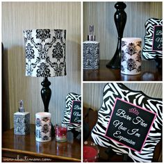 Awesome Teen Girl Bedroom Makeover Accessories   Family Dollar Home Makeover  Challenge #FamilyDollarHomeMakeover