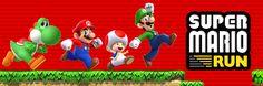 O Super Mario Run é o primeiro jogo Mario de sempre para iOS, e foi lançado no dia 15 de dezembro. https://swki.me/0WhBl33A