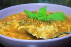 Terapia do Tacho: Massada de peixe (Fish soup)