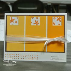 Stampin' Up! Perpetual Birthday Calendar, Paint Samples, Stampin Up, Card Ideas, Crafty, Frame, Blog, Cards, Painting