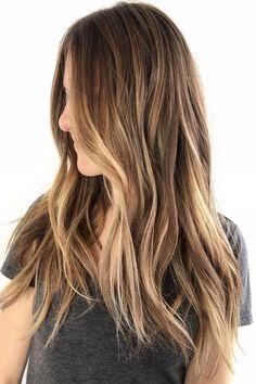 Mild Brown Hairstyles 2018