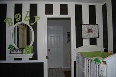 Baby nursery idea!