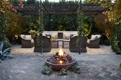 Design Ed-Scott Shrader-rough luxe lifestyle #gardendesign #outdoor living
