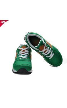 new balance 574 vintage Green