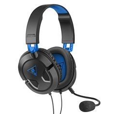 ee28e34b422 Turtle Beach - Ear Force Recon Stereo Gaming Headset - and Xbox One  (compatible w/ Xbox One controller w/ headset jack): Playstation Video Games