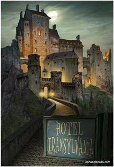 Hotel Transylvania Movie Poster #5 - Apnatimepass.com