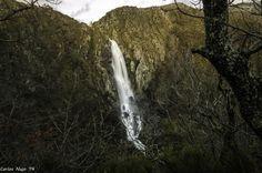 Waterfall of Frecha da Mizarela, Portugal by Carlos Nujo on 500px.
