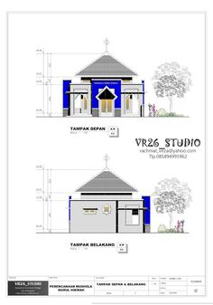 House Front Design, Modern House Design, Arno, Autocad, Taj Mahal, Terrace Design, Islamic Architecture, Pool Designs, Portfolio Design