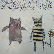 kathy beynette : paintings