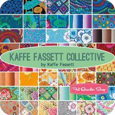 Kaffe Fassett Collective Yardage Kaffe Fassett for Westminster Fibers - Fat Quarter Shop