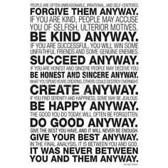 Loved this for a long time-great way to keep loving/living!!!