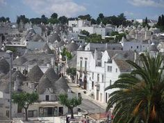 Alberobello, Italy- was just telling my friends about this city the other day. One of my favorite memories of Italy!