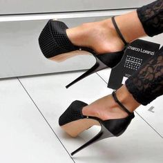 #Shoes #heels #stiletto