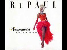 RU PAUL - House of love (Radio Version - 1992)