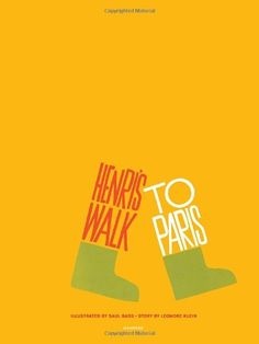 Henri's Walk to Paris by Leonore Klein,http://www.amazon.com/dp/0789322633/ref=cm_sw_r_pi_dp_ElCBsb0G40EPDY3P