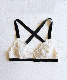010245cf9f Sylvia Stretch Lace Bralette from ShopLately. Shop more products from  ShopLately on Wanelo.