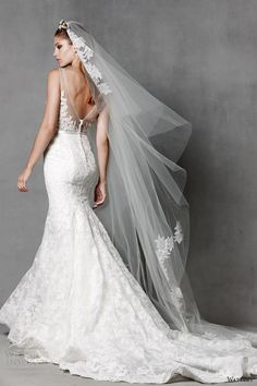 watters brides 2014 sleeveless wedding dress illusion straps style 5017B illusion back