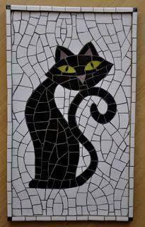 gato mosaico - Buscar con Google