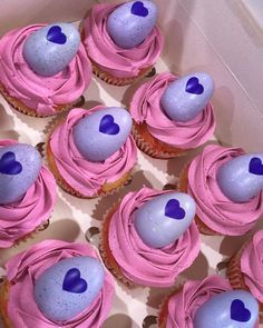 8102de2e64d9db Image result for hatchimal cupcakes Unicorn Birthday Parties