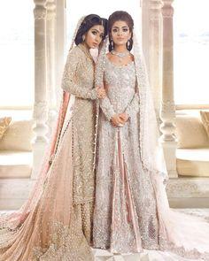Trendy bridal dresses in pakistan beautiful Ideas Pakistani Wedding Dresses, Pakistani Outfits, Indian Dresses, Indian Outfits, Pakistani Couture, Desi Wedding Dresses, Asian Wedding Dress, Asian Bridal, Moda India