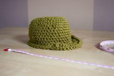 prototipe of crochet beanie