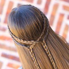 Love! ❤️ #hairstyle #hairstyles #hair #braids