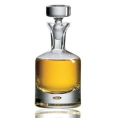 Buckingham Crystal Decanter, Ravenscroft Crystal Whiskey Decanters