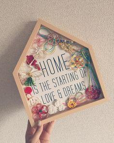 ご祝儀袋で作る水引ボードのリメイクデザインまとめ | marry[マリー] Wedding Crafts, Home Wedding, Diy Wedding, Home Crafts, Diy And Crafts, Arts And Crafts, How To Preserve Flowers, Wedding Invitation Cards, Box Frames