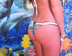 Sea Breeze Bow Back Bikini available on SailandSass.com!    #SAILANDSASS #sanlorenzobikinis