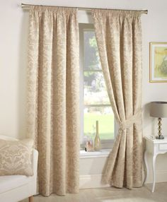 how to make curtains like this pic of ready made curtains at terryu0027s fabrics
