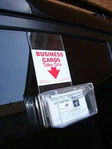 Products | Mobile Business Card Holder