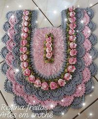 Best 12 How to Crochet the Modified Daisy Stitch Crochet Mat, Crochet Dishcloths, Baby Blanket Crochet, Free Crochet, Crochet Tablecloth, Crochet Doilies, Crochet Flowers, Free Pattern, Daisy