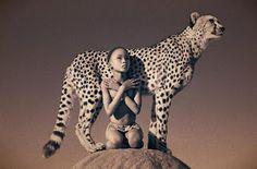 Além do que se ouve...: Gregory Colbert - fotos incríveis...