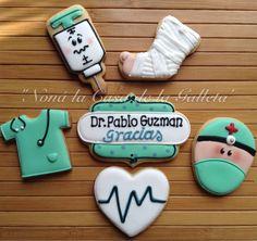 Galletas para médicos
