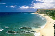 'Boucan Canot' Beach, Reunion Island