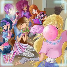 World of Winx! by CogwheelFairy.deviantart.com on @DeviantArt