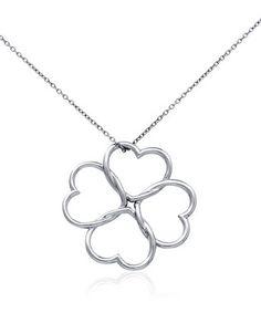 Hearts/4 leaf clover
