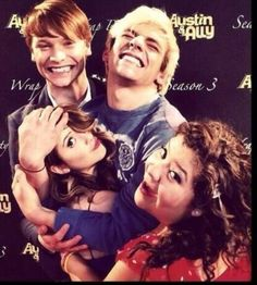 I see a raura moment but thus is still going in Austin and ally's board.