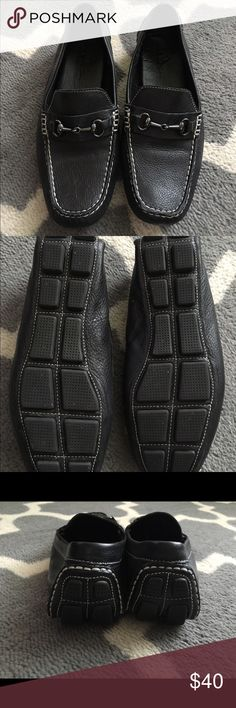 Cole Haan drivers size 7 Size 7 Drivers. Very comfortable and only worn a handful of times. Almost like new. Cole Haan Shoes Flats & Loafers