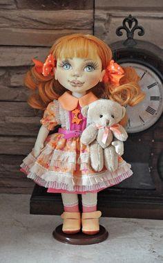 Фотоальбом авторские куклы 2 пользователя Нила Павлова в Одноклассниках