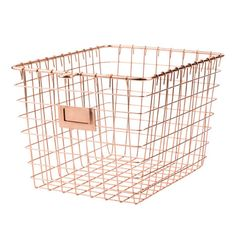 Copper Wire Gym Basket - Small Also have large