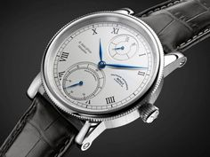 Mühle-Glashütte R. Mühle and Sohn Watches Celebrate The 20th Anniversary Of The Brand's Revival