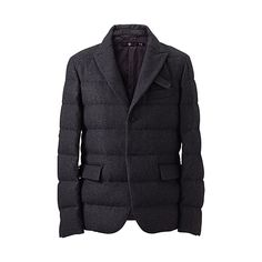 Uniqlo (+J) Premium Down Quilted Jacket