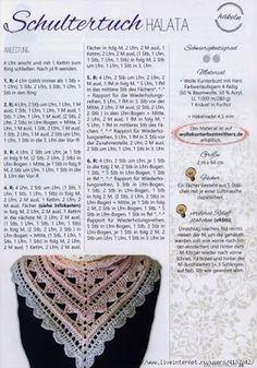 Wunderschönes Gehäkeltes Dreieckstuch Kostenlose Anleitung In 10